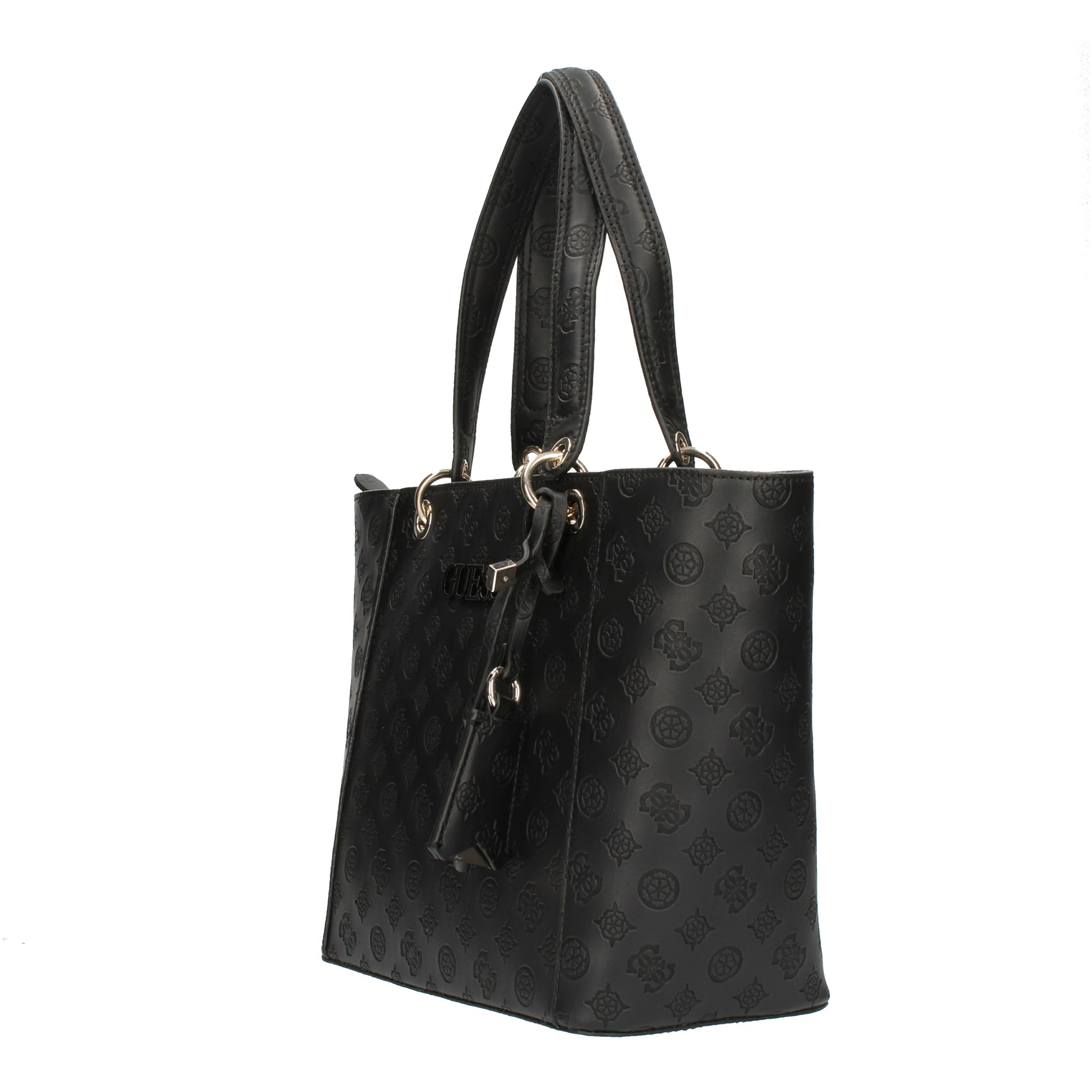 Guess Kamryn Shopping Bag Black Borse Italia Saldi