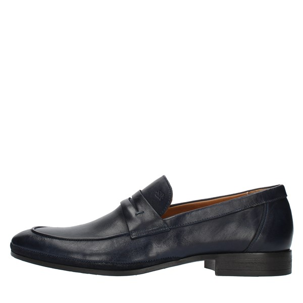 Sandro Ramadori Loafers Blue