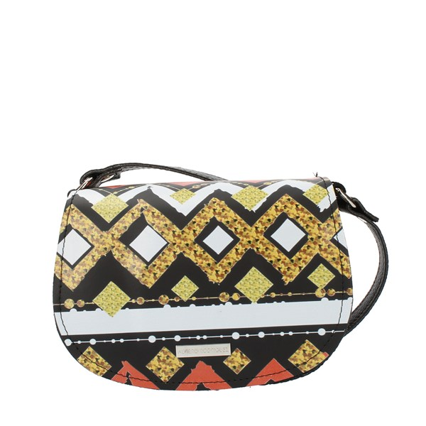 Alviero Rodriguez SHOULDER BAGS multicolored