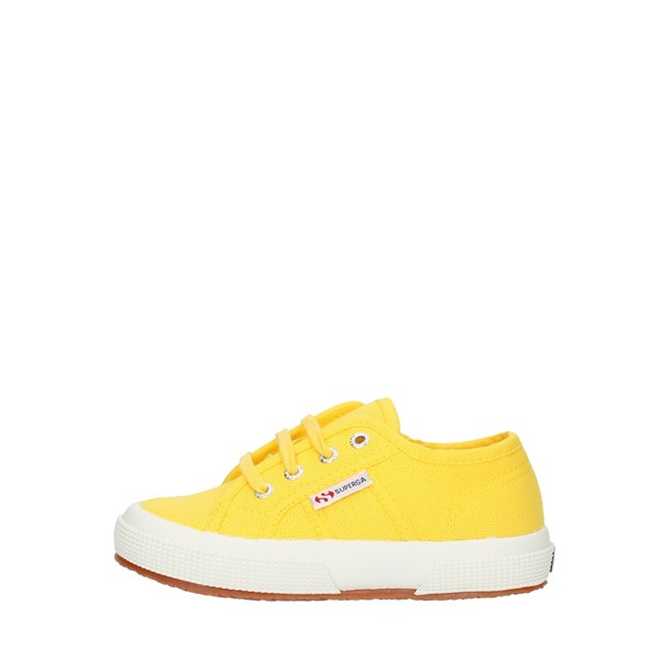 Superga Sneakers  low 2750S0003C0 Yellow Sunflower