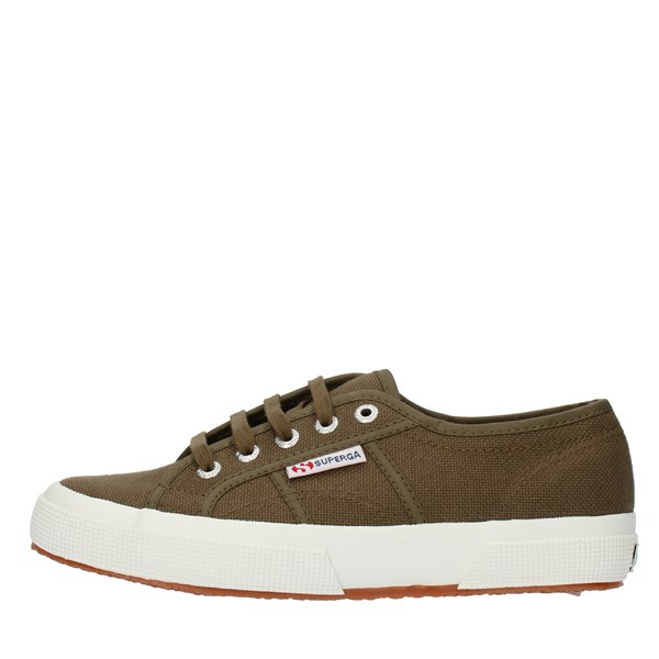 Superga SNEAKERS Green