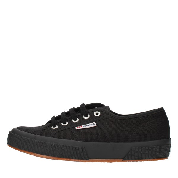 Superga  low Black