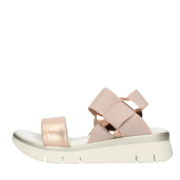 The Flexx SANDALS WITH WEDGE Rose