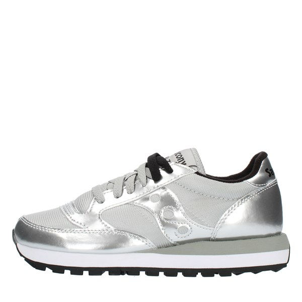 Saucony Sneakers  low S1044461 Silver and black