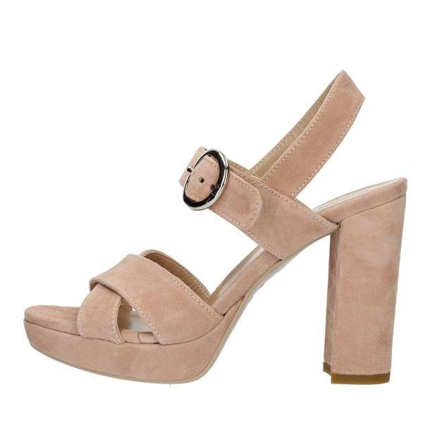 Nero Giardini SANDALS WITH HEEL Rose