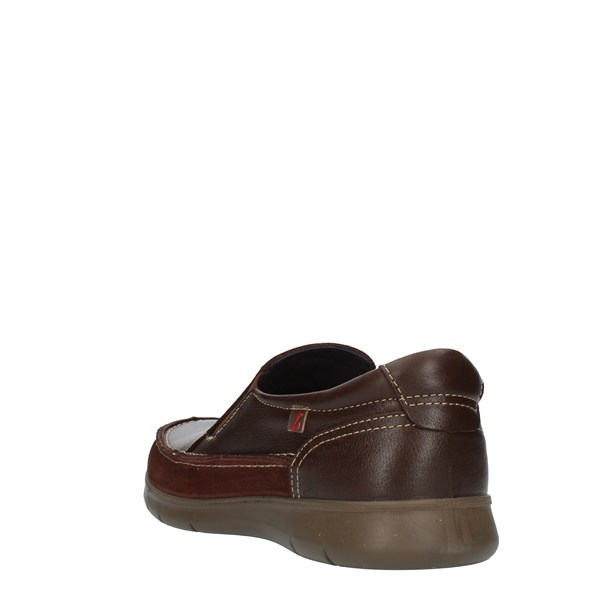 Luisetti Slip on Brown