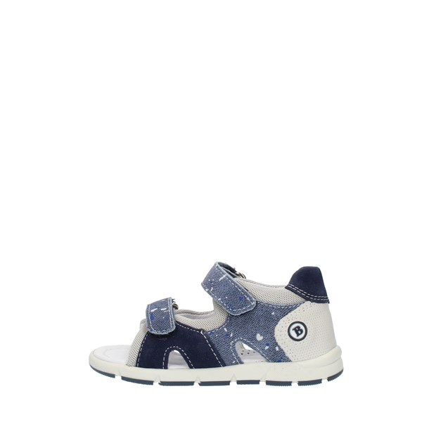 Balocchi  Sandals 493133 Blue and gray