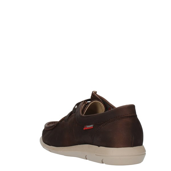 Luisetti Laced Brown