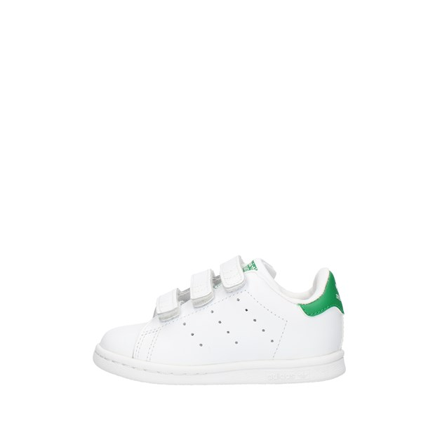 Adidas Sneakers  low BZ0520 White and green