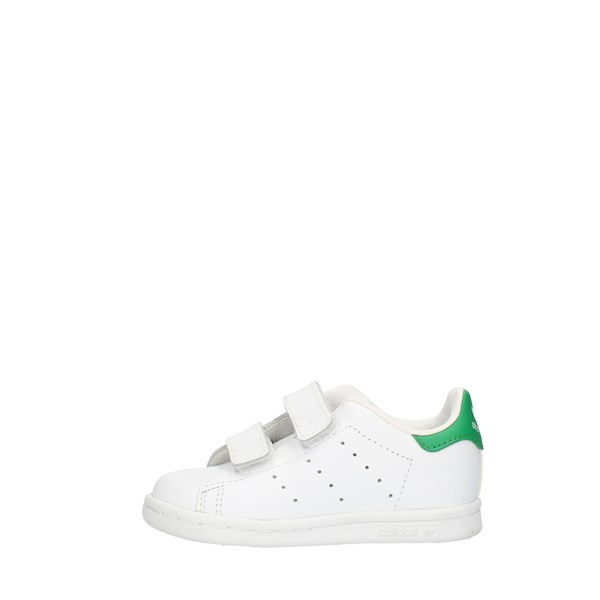 Adidas  SNEAKERS M20609 White and green