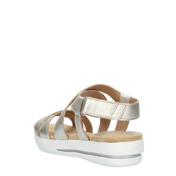 Benvado Sandals Platinum