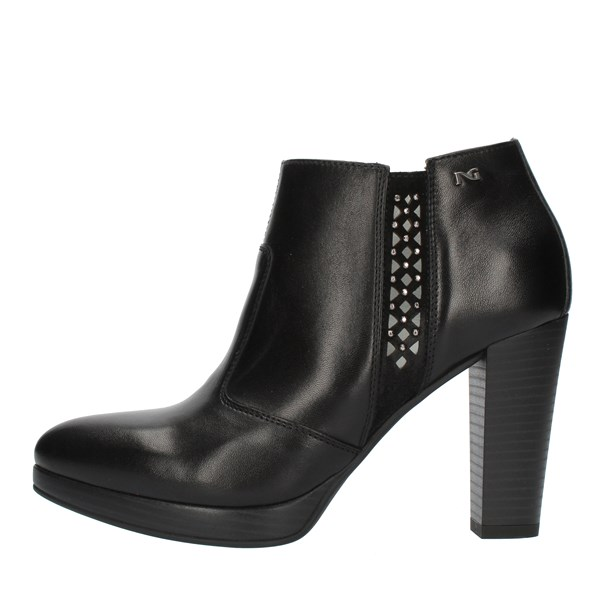 Nero Giardini BOOTS AND BOOTS Black