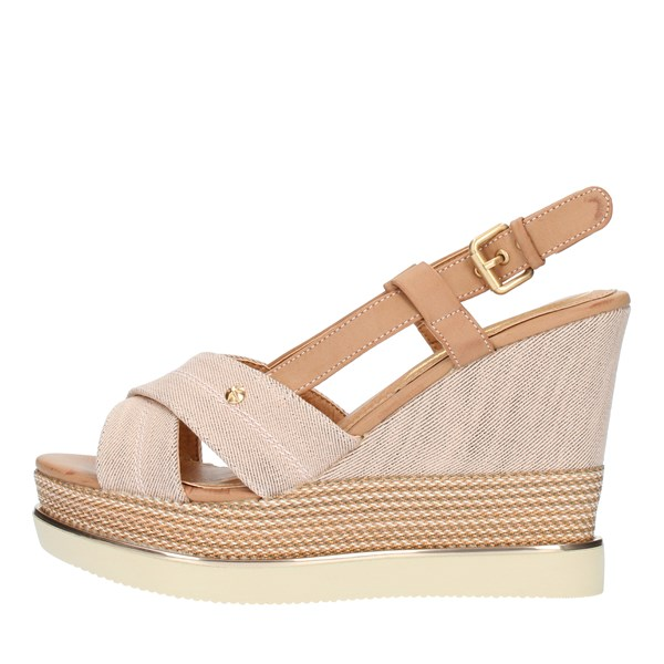 Wrangler SANDALS WITH WEDGE Rose