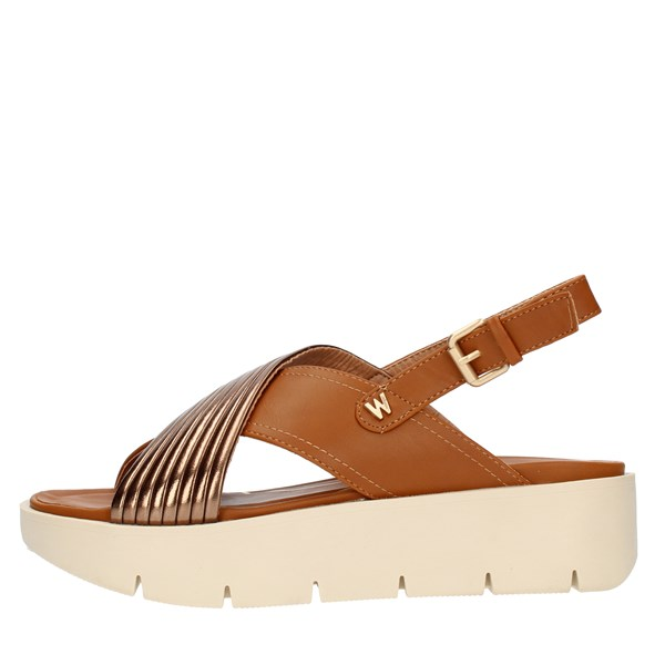 Wrangler SANDALS WITH WEDGE Bronze