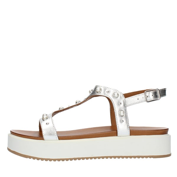 Inuovo SANDALS Silver