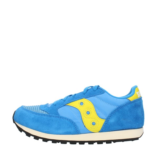 Saucony SNEAKERS Light blue