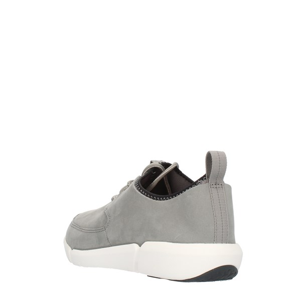 Clarks Laced Grey