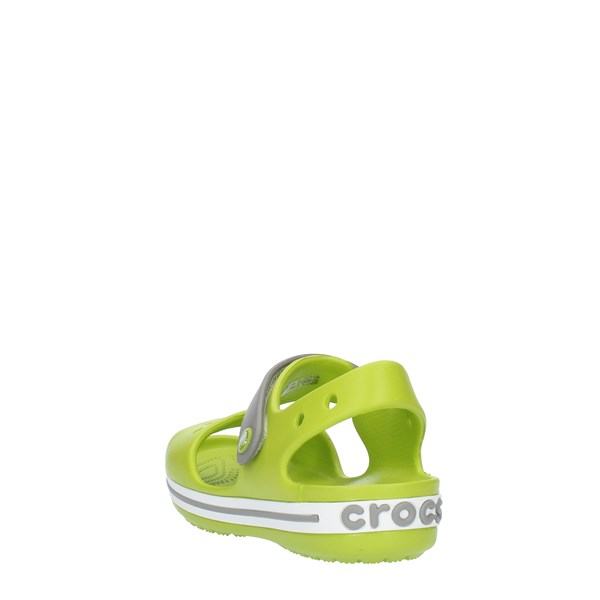 Crocs Low Green