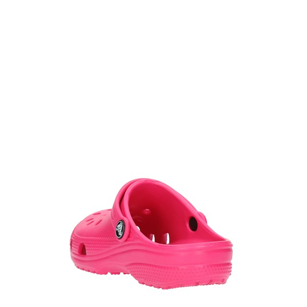 Crocs Low Fuxia