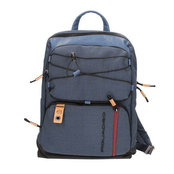 Piquadro BACKPACK Light blue