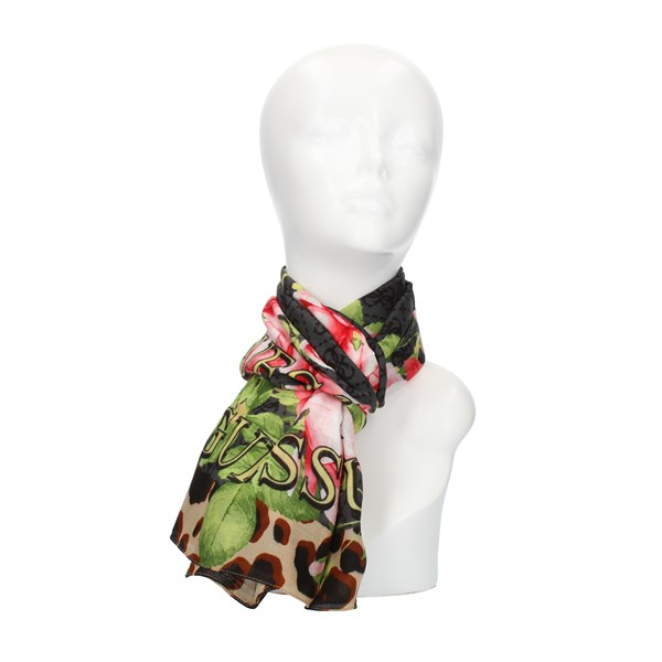 Guess SCARVES, FOULARDS AND HILLS Black