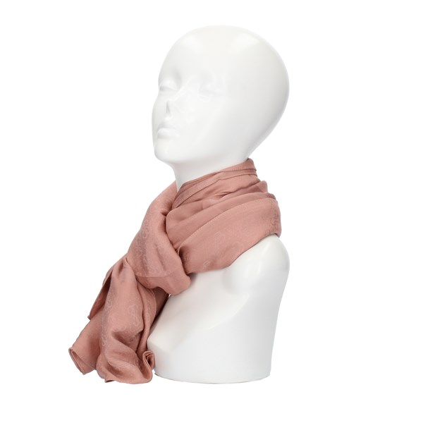Guess SCARVES, FOULARDS AND COLLARS Rose