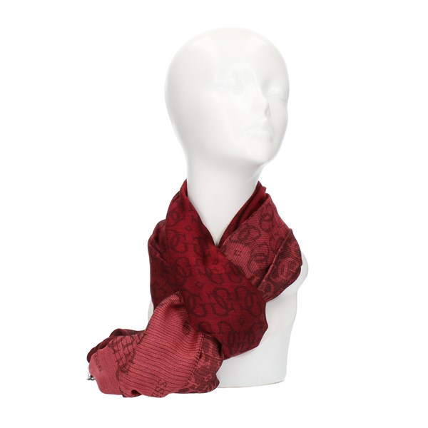 Guess SCARVES, FOULARDS AND HILLS bordeaux