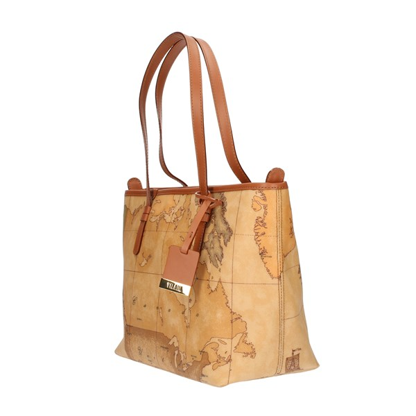 Alviero Martini Prima Classe Shopping bags multicolored