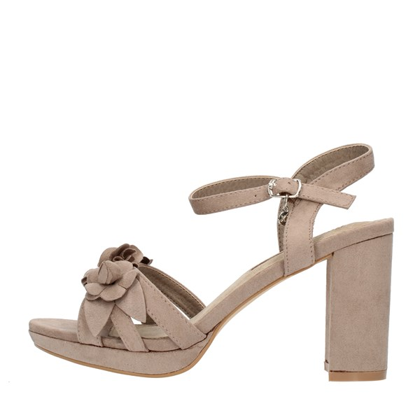 Xti Tentations Sandals With heel 35044 Taupe