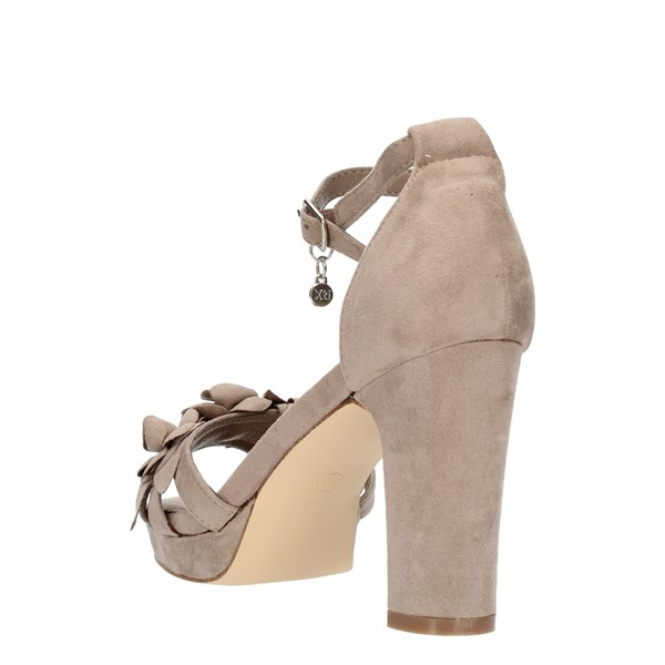 Xti Tentations With heel Beige