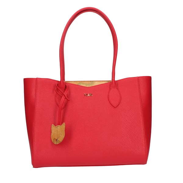 Alviero Martini Prima Classe Shopping Red