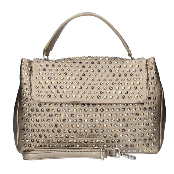 GIO CELLINI Milano Handbags Bronze