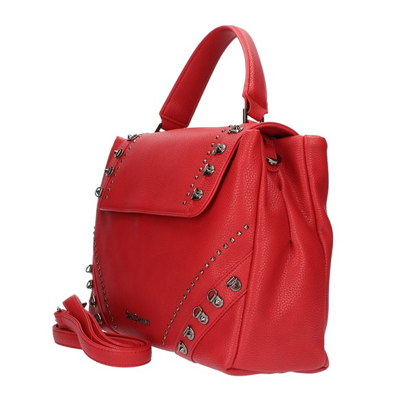 GIO CELLINI Milano Hand bags Red