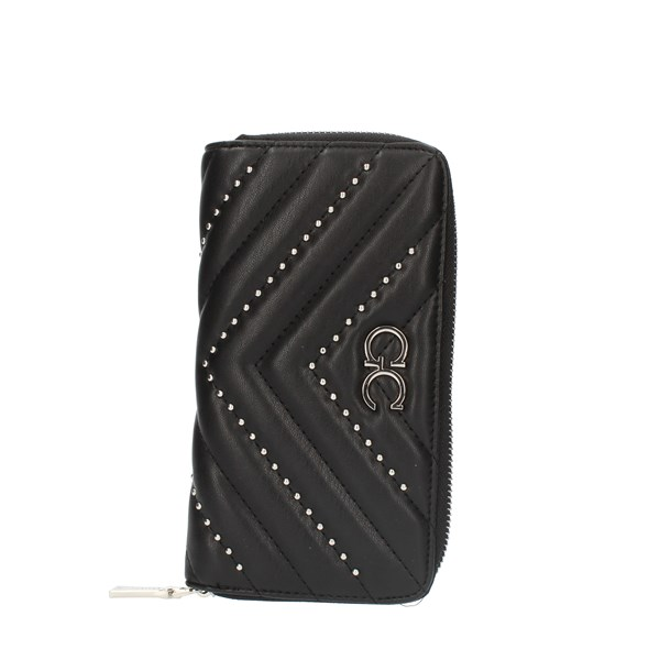 GIO CELLINI Milano WALLETS Black