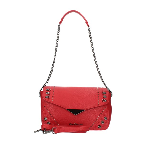 GIO CELLINI Milano SHOULDER BAGS Red