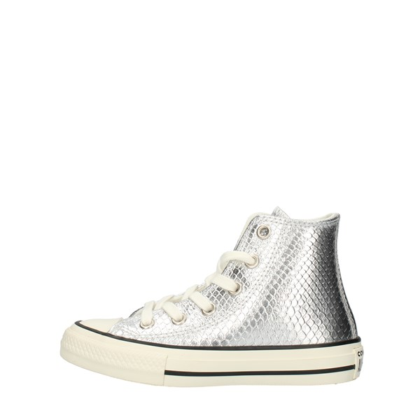 Converse SNEAKERS Silver