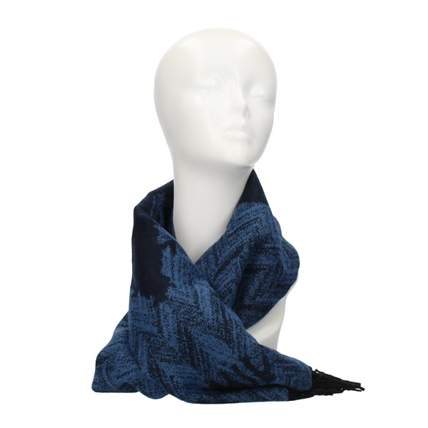 Alviero Martini Prima Classe SCARVES, FOULARDS AND HILLS Light blue