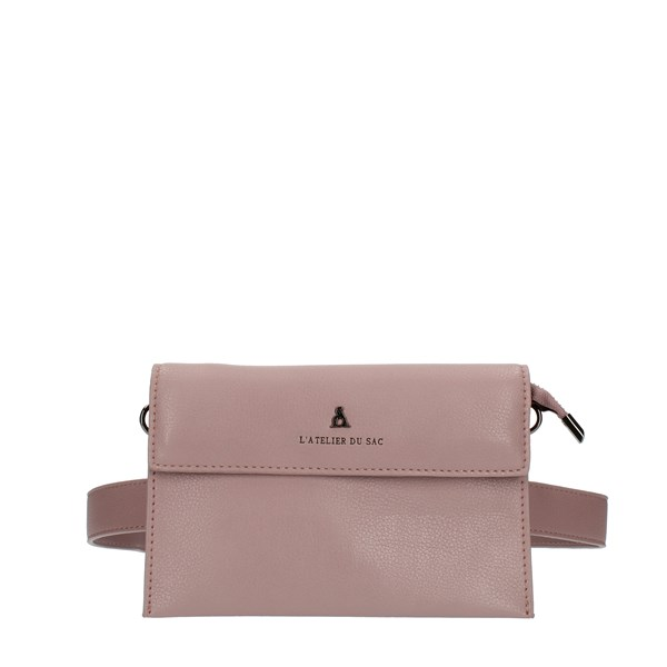 Pash Bag SHOULDER BAGS Rose