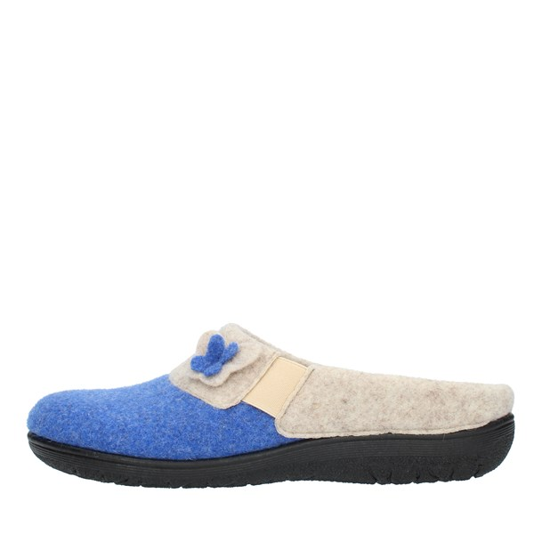 Clia Walk slippers Light blue