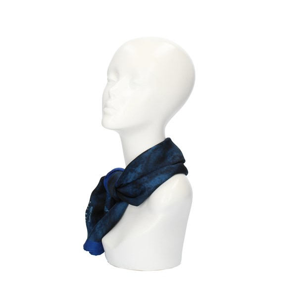 Alviero Martini Prima Classe SCARVES, FOULARDS AND COLLARS Blue