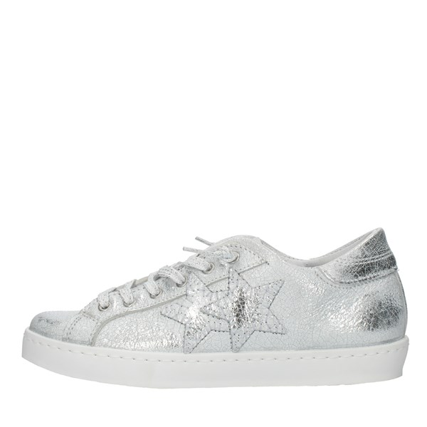 2Star SNEAKERS Silver