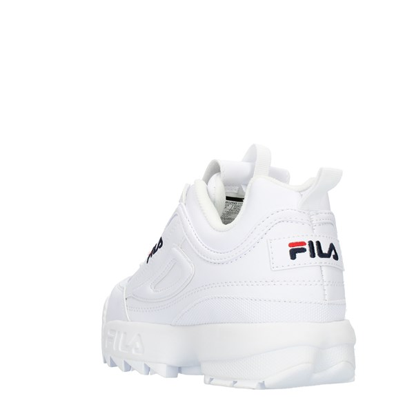 Fila  high White
