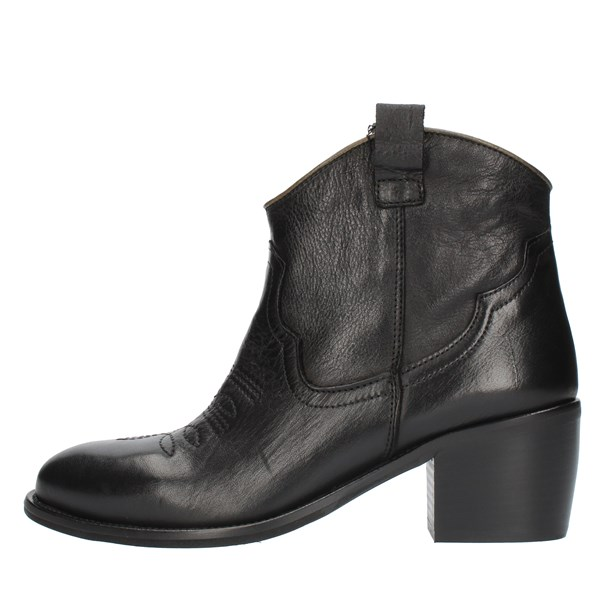 Exton Texans / biker Black