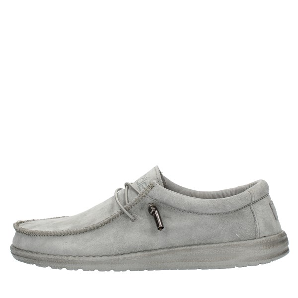 Hey Dude SLIP ON Grey