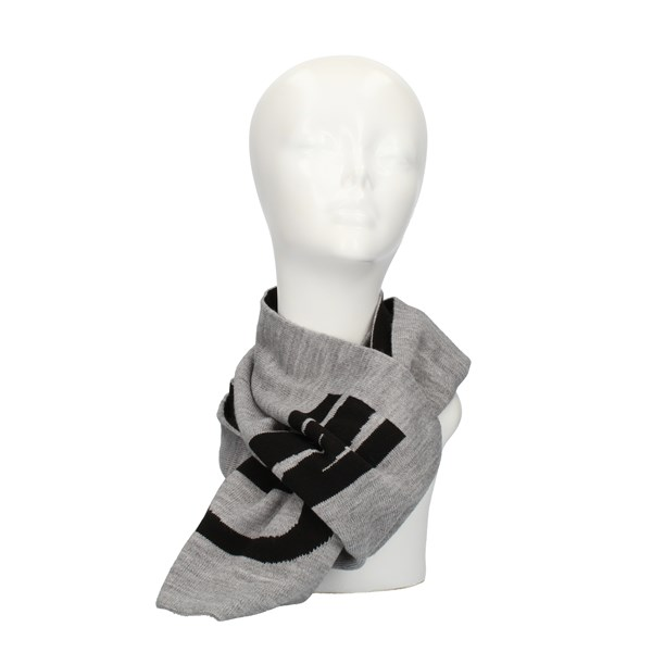 John RICHMOND SCARVES, FOULARDS AND HILLS Grey