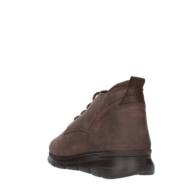 24HRS ANKLE Brown