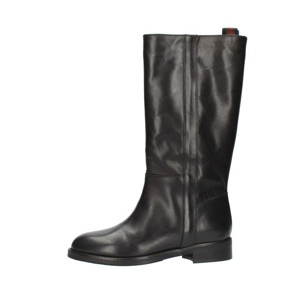 RED CREATYVE Boots Black