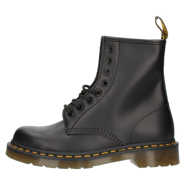 Dr. Martens Boots Amphibians 1460SMOOTH Black