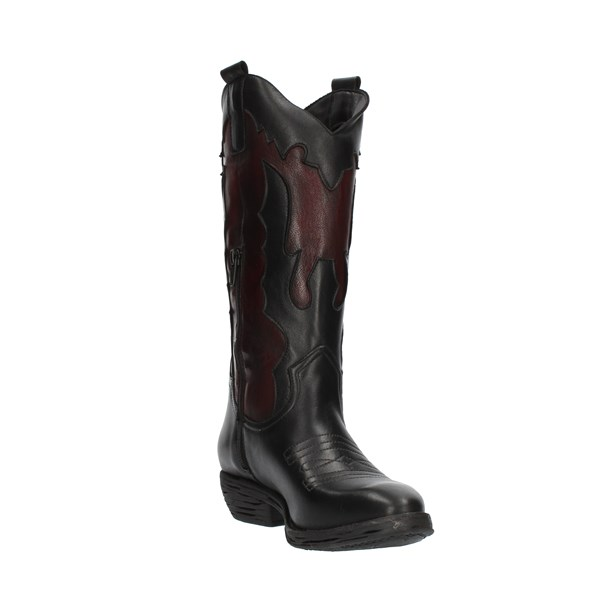 VALERIO 1966 Boots Under the knee Women T0200 4