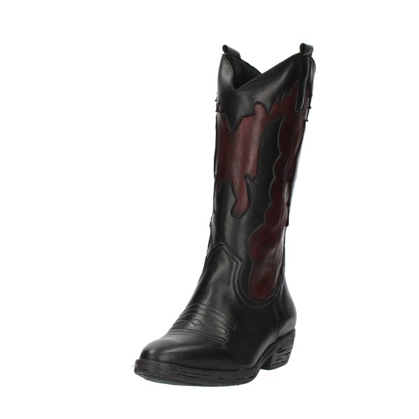 VALERIO 1966 Boots Under the knee Women T0200 5
